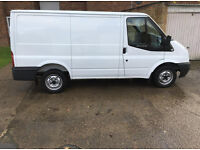 Ford Transit 125ps 2.2 TDCi Limited Low Roof (SWB) Van m.o.t.