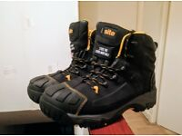 Site Fortress safety boots