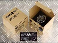 Stainless Steal Men Casual Quartz Wrist Chronograph Watch
