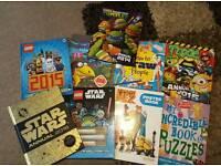 Mix lot of childrens books