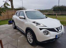 Nissan Juke 1.5 dCi Acenta 5dr (startstop)