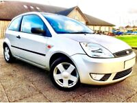 A very beautiful Fiesta. MOT 1 year. Recent health check. Great price. Worth checking out.