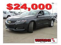 2014 Chevrolet Impala 2LT, Leather Seats, Satellite Radio, Auto