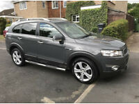 Clean-2011 Chevrolet Captiva 2.2 VCDi
