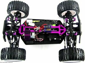 RC Monster Electric Truck 1/10 Scale 4WD Cornwall Ontario image 10