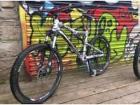 cannondale mountain bike - RZ120