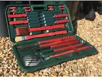 BBQ Tool Set Ready For Summer!