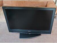 Sony Bravia KDL40S2530 TV (For Parts)