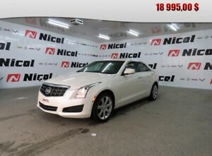 2013 Cadillac ATS SEDAN AWD LUXURY