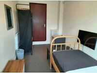Double medium room including bills for single occupancy only