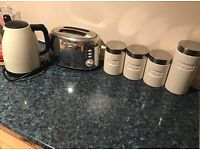 Kettle toaster canisters