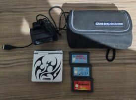 Gameboy Advance SP Bundle