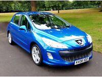 Peugeot 308 1.6 hdi 2008 *88k* 5door*