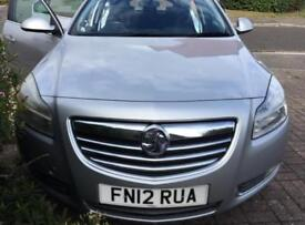 Vauxhall insignia 2 L Diesel working very well