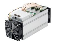 Antminer T9+ (most stable miner) with power supply and warranty - IN STOCK