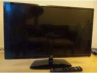 """32"""" HD LCD TV - JVC"""