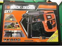 Black and Decker Pneumatic Hammer Drill 1.8j KD 975 KA