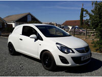 Vauxhall, CORSA, Car Derived Van, 2014, Manual, 1248 (cc)