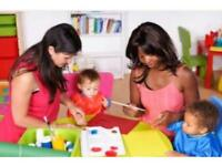 Childminder/nanny/baby sitter/early years prati