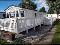 Bargain!! 2013 2 bed/6 berth Static. Includes site fees for 2018, sited in Essex