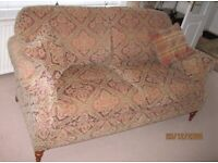 Parker Knoll - Westbury LARGE 2 Seater Sofa in Highgrove Medallion Berry. Immaculate condition.