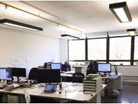 Desk spaces to rent - bright period building - close to Bermondsey tube