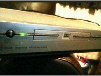1)Dvd Player 1) MINI HI-FI