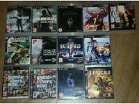 28 Playstation 3 games