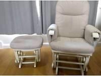 Nursing Rocking Chair Recliner
