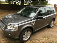Automatic Land Rover Freelander 2 2.2 TD HSE Commandshift 4X4