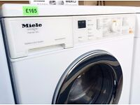 Miele NOVOTRONIC, Premier 520, White WASHING MACHINE + 3 Months Guarantee + FREE LOCAL DELIVERY