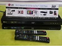 LG Smart WI-FI 3D Blu-ray Players. LG BD670.
