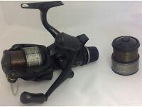 Shimano Baitrunner Aero 5000RE reel (+ spare spool) £45