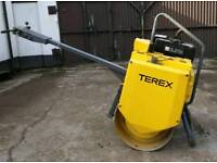 Terex MBR71 diesel roller