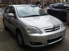 T-Z CARS PRESENT A 2004 TOYOTA COROLLA 1.6 VVTI AUTOMATIC HISTORY LOW MILES WARRANTY PX WELCOME