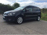 Volkswagen Touran 2.0 TDI BlueMotion Tech Sport 5dr (7 Seats)