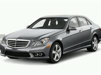 PCO Registered Cars hire from £130.