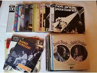 37 Jazz Vinyl LPs 1954 -1980 inc rare & collectible (individual sale or job lot) PRICES ON REQUEST