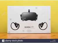 Oculus Rift With Touch Controllers and Two Sensors