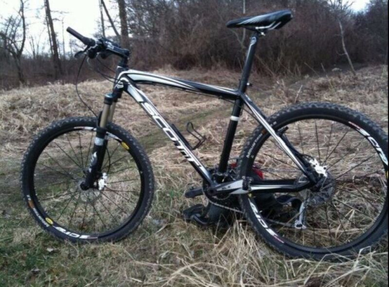 Used, Scott Scale 40 Mountain Bike for sale  Tower Hamlets, East London