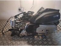 125cc Honda engine