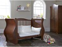 gorgeous sleigh cotbed/sofa
