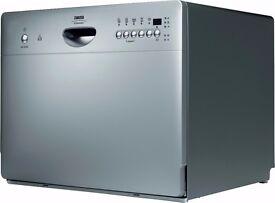 Compact Dishwasher Zanussi