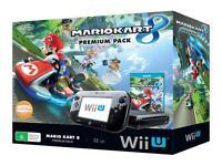 Wii U Premium MarioKart bundle