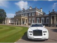 Rolls Royce Phantom Hire £295**Bentley Mulsanne Speed £345**Hummer Limo £345**Wedding Car Hire