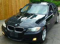 2009 BMW 328I BLACK BEAUTY 6SPD CERTIFEED & ETESTED