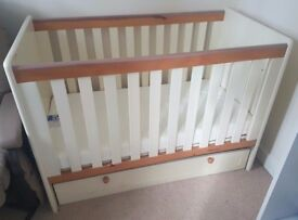 Nursery Furniture Set & Mattress