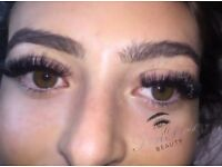 Russian Volume Eyelash Extensions - Mobile Lash Technician