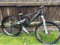 Whyte e120 XT Mountain Bike
