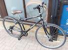 Hybrid unisex bike 6 speed, medium light frame, serviced - workshop - test ride - welcome